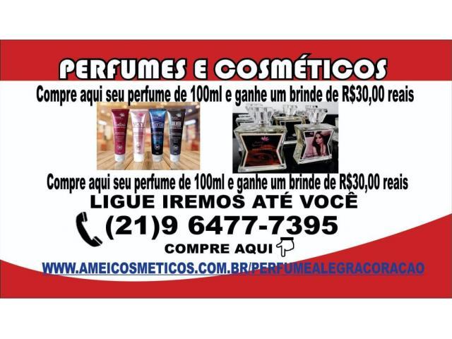 Perfume e Cosméticos